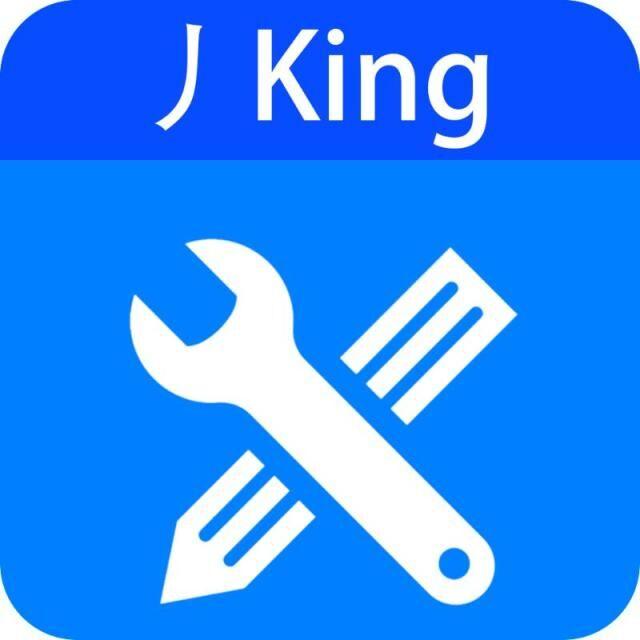丿King
